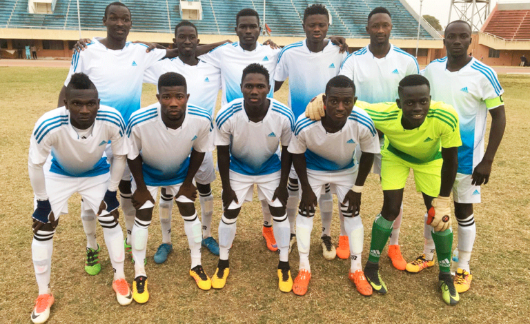 GUNJUR UNITED SHARE SPOILS WITH LATRIKUNDA UNITED