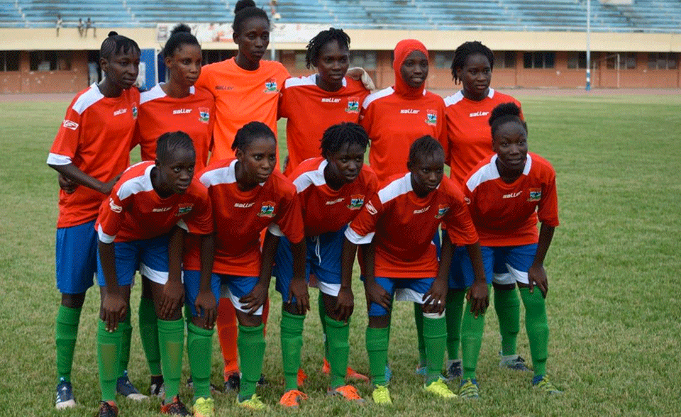 Liberia Lose First Under-20 Match To The Gambia