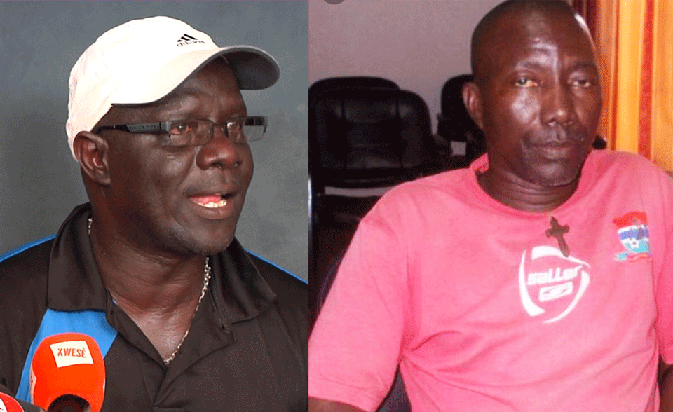 GFF Technical Director And Coach Of Hawks Football Club Reflects Back On The Life And Football Career Of The Late Peter Bonu Johnson