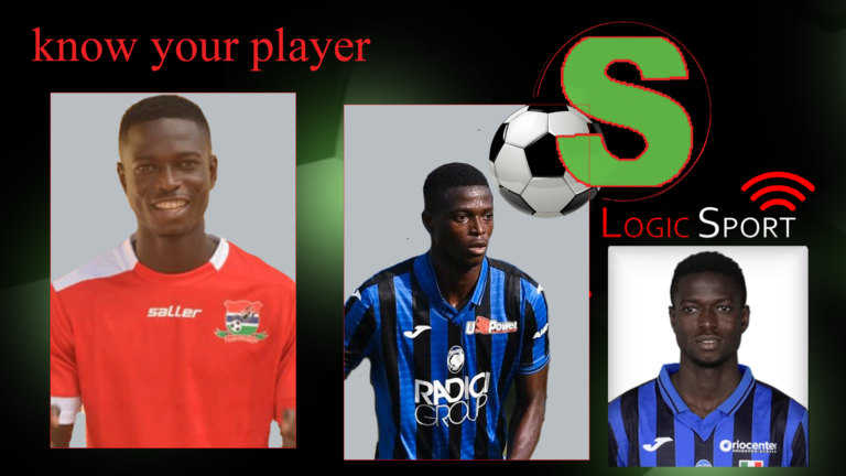 KNOW YOUR PLAYERS – EBRIMA COLLEY