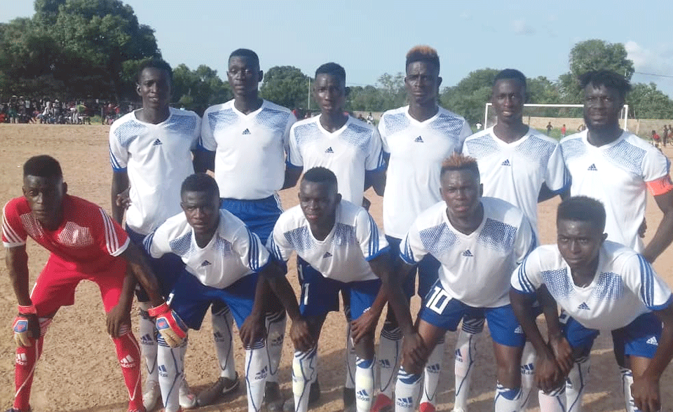 SOLIFO FC GRABS A WIN AGAINST STRONG FC