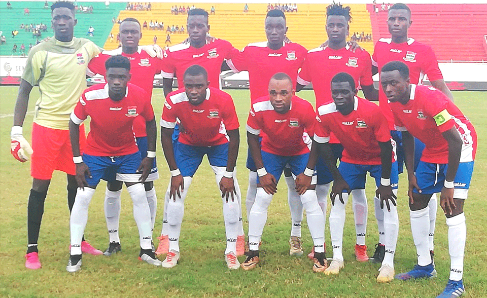 WAFU Cup of Nations : Gambia secure plate semis on penalties