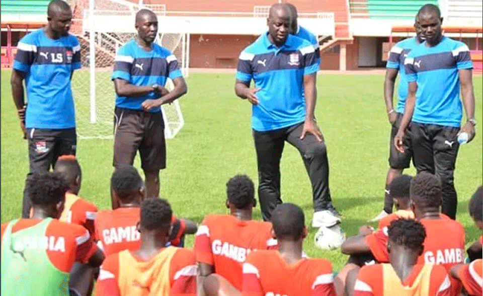Gambia Tops Group B At Wafu Zone A U-20 Draw