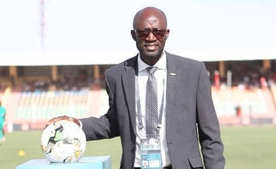 Gambia Seeks Qualification for AFCON 2021 -GFF Vice President
