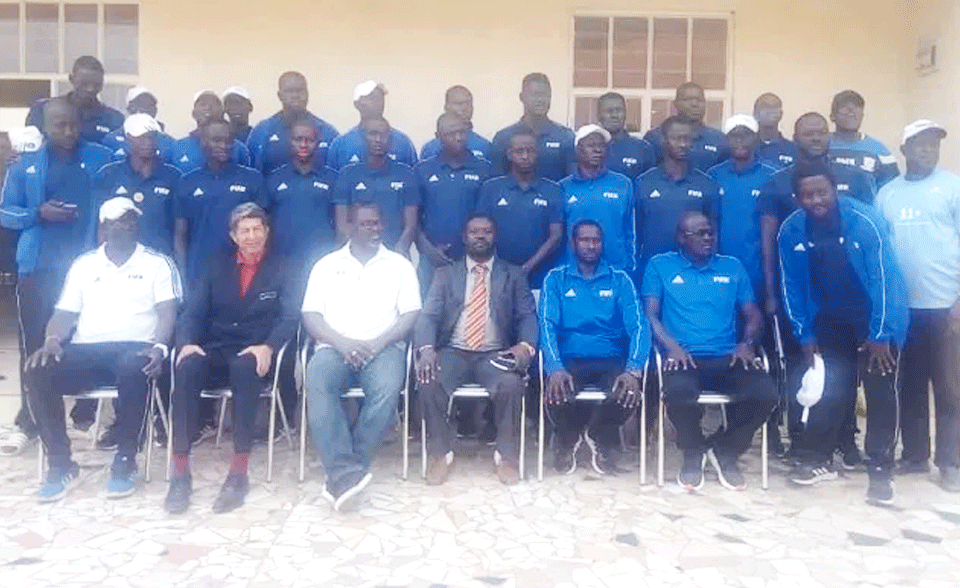 Fitness And Conditioning Training Wraps Up At NTTC