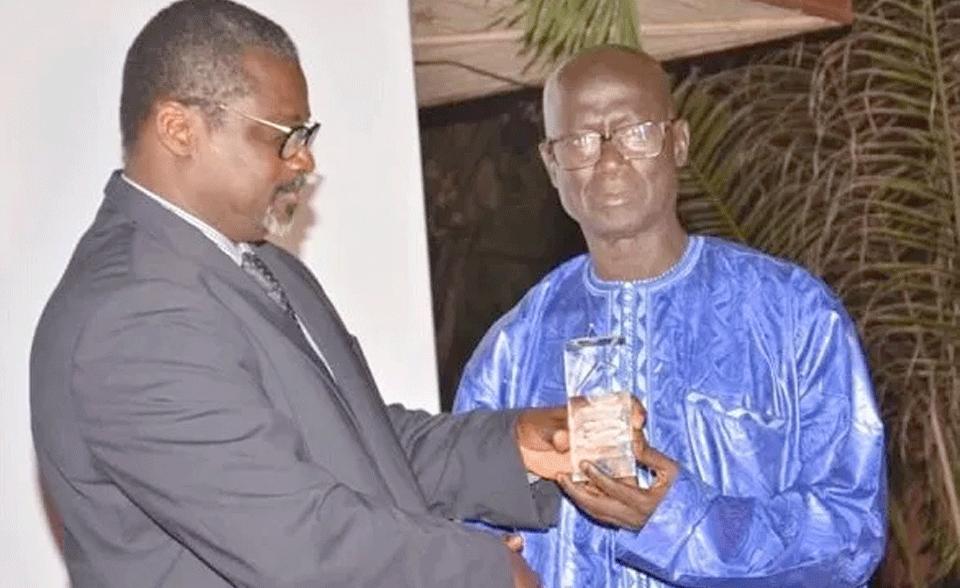GFF Organized Maiden Football Awards- Alh Biri Nije, Others Recognized