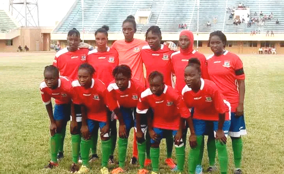 Gambia Announces U-20 Final List, Set To Travel Thursday