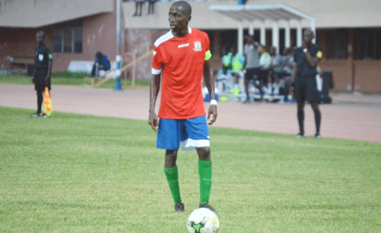 The Gambia's International  Pa Omar Babou Joins Belgian Second Tier Lommel Sk