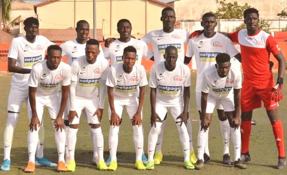 Real De Banjul Tops League One At Match Day Four