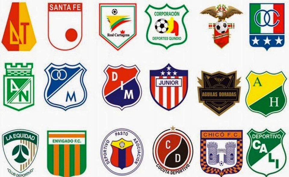 Colombian-clubs