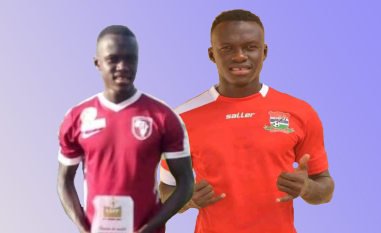 KNOW YOUR PLAYERS: Bun Sanneh