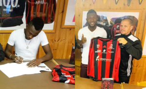Former GPA Star Modou Lamin Marong Secures Contract With Swedish Side Robertsfor IK