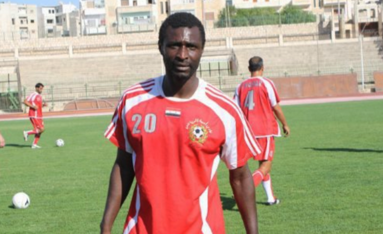 OUR LEGENDS CORNER: ISMAILA JAGNE