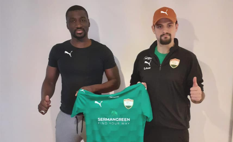 EX-WALLIDAN DEFENDER KABBA LANGLEY JOINS NEWROZ FOOTBALL CLUB