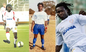 OUR LEGENDS CORNER: Lamin Conateh